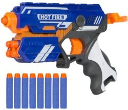 Best Choice Products Foam Bullet Hand Gun for $10