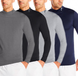 Head Men's Compression Shirt Base Layer for $8
