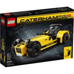 LEGO Ideas Caterham Seven 620R Set for $66