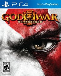 God of War III Remastered for PS4 for $6