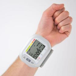 Balance Wrist Blood Pressure Monitor for $10
