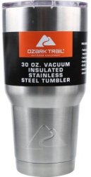 Ozark Trail 30-oz. Stainless Steel Tumbler for $10