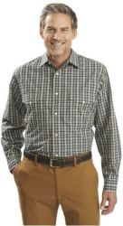 Woolrich Men's Concourse Long-Sleeve Shirt for $30