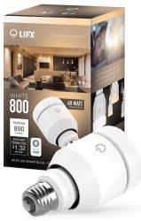 Lifx 800 A19 WiFi LED Smart Bulb for $20