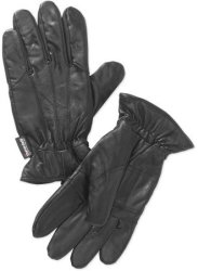 George Men's Leather Gloves for $6