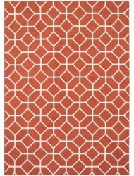 "Mainstays 20"" x 34"" Geometric Tufted Rug for $5"