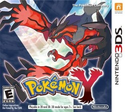 Pokemon Y for Nintendo 3DS for $25