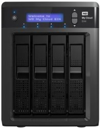 Refurb WD My Cloud EX4 8TB 4-Bay NAS for $367