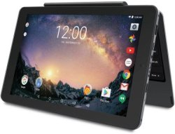 "RCA 12"" 32GB Android Tablet w/ Keyboard for $80"