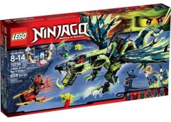 LEGO Ninjago Attack of the Morro Dragon for $49