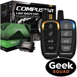 Compustar Remote Car Starter w/ Installation $260