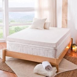 "Spa Sensations 4"" Mattress Topper from $65"