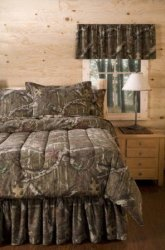 Mossy Oak Infinity Bedding Comforter Set for $40
