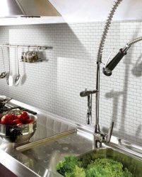 Art3d Peel and Stick Alumimium Subway Tile for $10