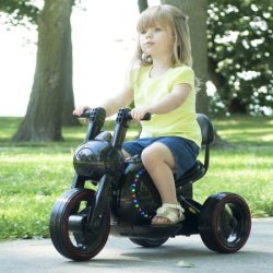 Rockin' Rollers LED Space Traveler Trike for $45