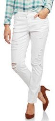 Kate & Charlie Women's Super Destructed Jeans $12