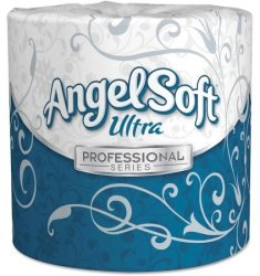 60 Georgia Pacific Angel Soft Ultra Rolls for $28