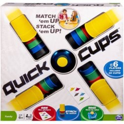 Spin Master Games Quick Cups Game for $14