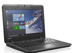 "Lenovo Intel Celeron Dual 1.6GHz 12"" Laptop $169"