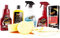 Meguiar's Detailer Car Care Bundle for $25