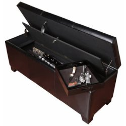 American Furniture Classics Gun Storage Bench $133
