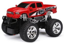 Ram or Chevy 1:24 Remote Control Truck for $10