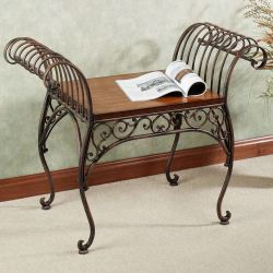 Touch Of Class Carenza Bench for $130