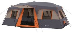 Ozark Trail 12-Person Tent, 4 Chairs, 2 Beds $219