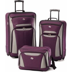 American Tourister Fieldbrook II 3pc Luggage $40