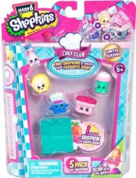Shopkins Season 6 Chef Club for $5