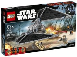 LEGO Star Wars TIE Striker for $59