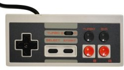The Edge NES Gamepad V2 for $15