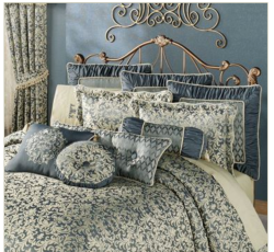 Sterling Bedding Shams and Pillows from $20