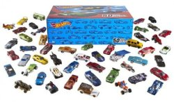 Hot Wheels Cars 50-Pack for $42
