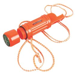 Coleman 5-in-1 Survival Whistle for $4