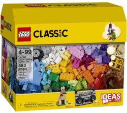 LEGO Classic Creative Building Set for $25