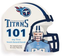 """Tennessee Titans My First Team"" Board Book for $3"