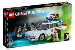 LEGO Cuusoo Ghostbusters Ecto-1 for $47