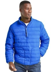 Gap Men's ColdControl Lite Puffer Pullover for $30