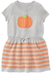 Gymboree Girls' Pumpkin Sweater Dress for $16