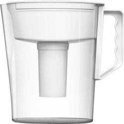 Brita 5-Cup Slim Water Pitcher w/ Filter for $6