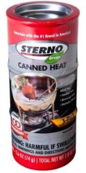 Sterno 2.6-oz. Cooking Fuel Can 3-Pack for $4