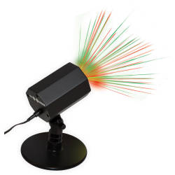 Holiday Time Christmas Outdoor Laser Light for $19