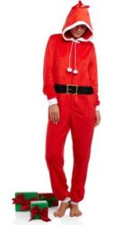 Body Candy Women's Holiday Adult Onesie $15