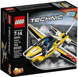 LEGO Technic Display Team Jet for $10
