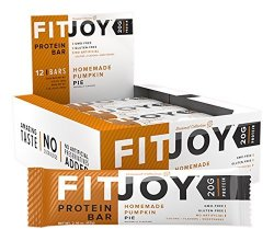 18 FitJoy Nutrition Protein Bars for $5