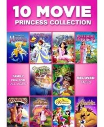 Kids' Movie Collections on DVD from $3