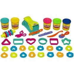 Play-Doh Fun Factory Mega Set for $8