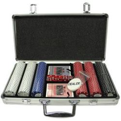 World Series of Poker 300 Chip Playing Set for $35