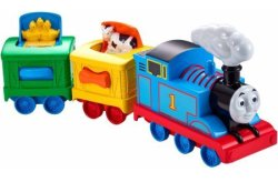 Fisher-Price My First Thomas & Friends Train $10
